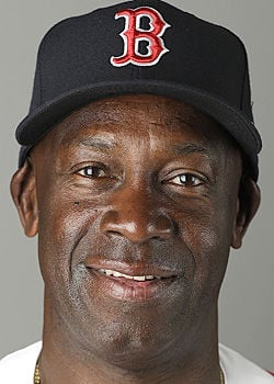 Chili Davis, outgoing Cubs hitting coach