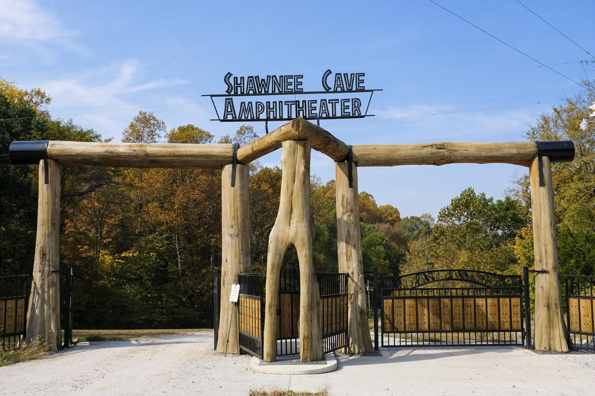 Shawnee Cave Amphitheater
