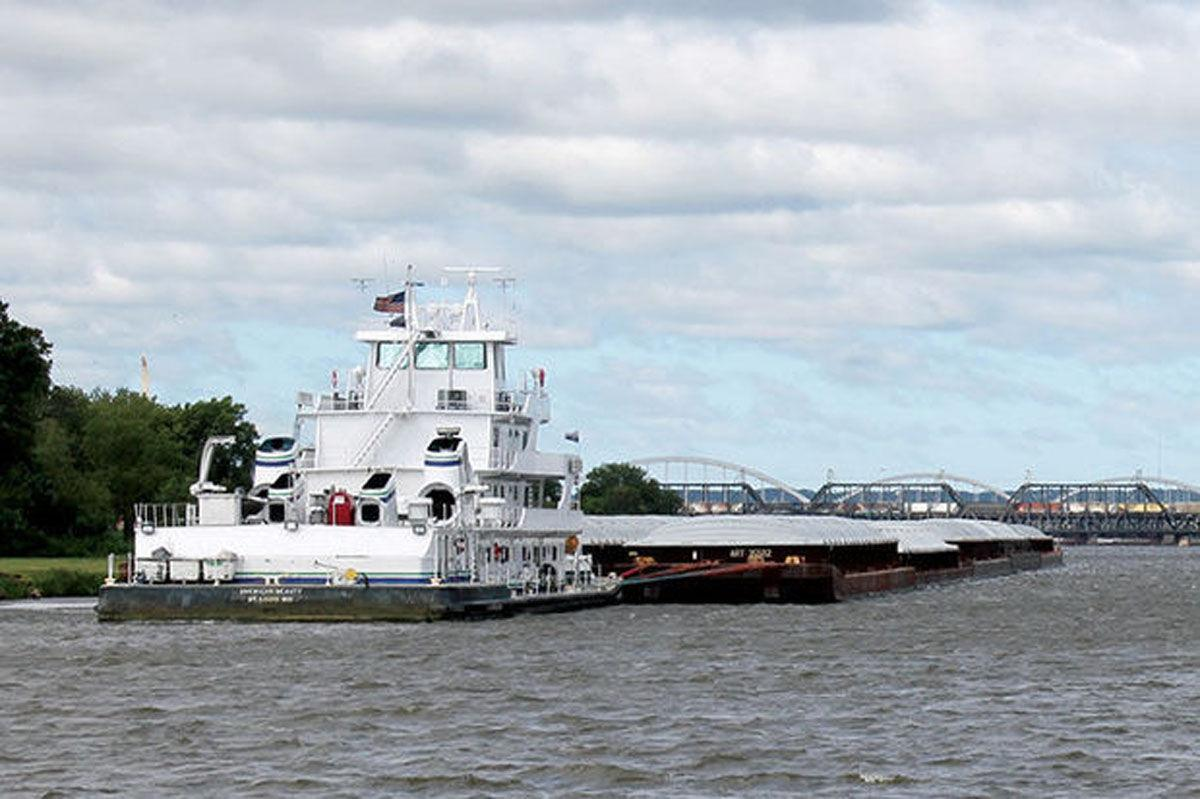 Rivers Barge