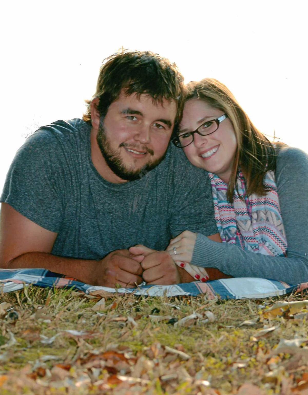Richard Bastien and Mikayla Reid