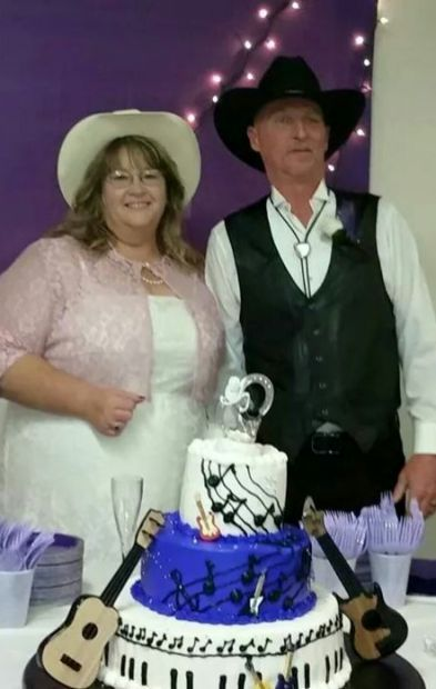 Mr. and Mrs. Carl Stout