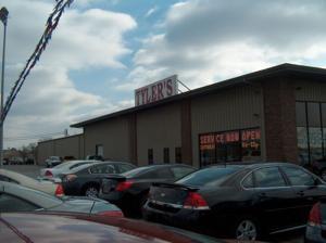 Tyler's Toyota Dealership