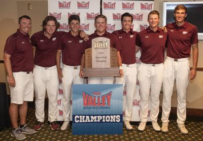 SIU wins MVC men's golf championship