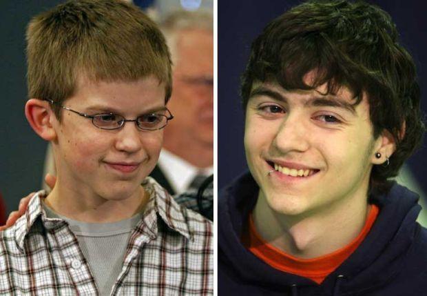 Ben Ownby and Shawn Hornbeck