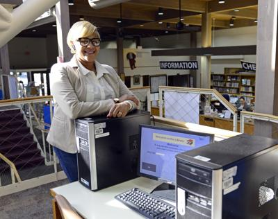 Carbondale Public Library debutting social-work intern
