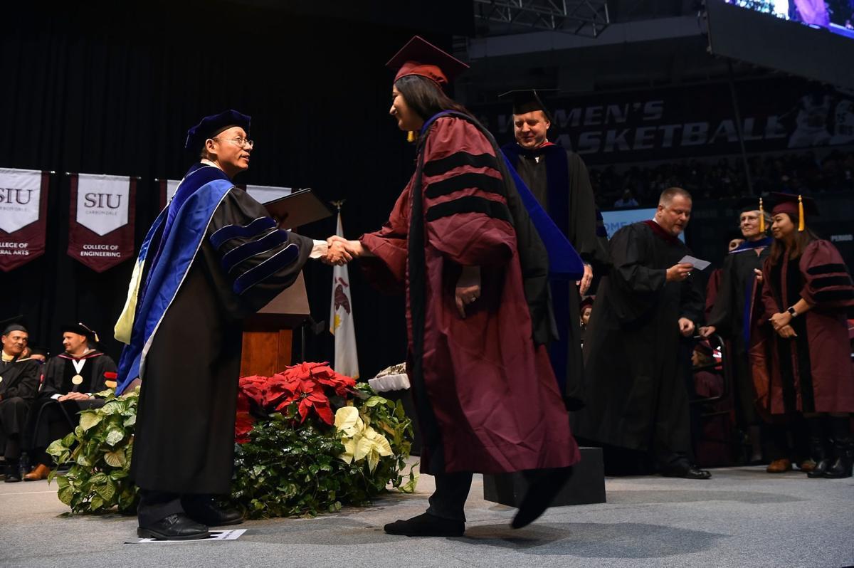 Tech Illinois University College State Grad Southern Illinois University Graduation Announcement Graduation Cards set of 25