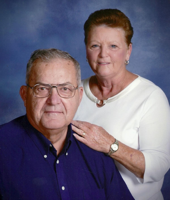 Donald and Carolyn Davis