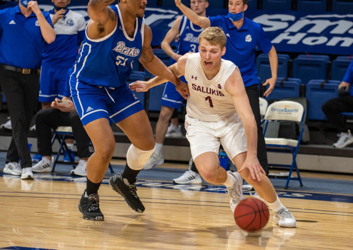 SIU Drake Basketball