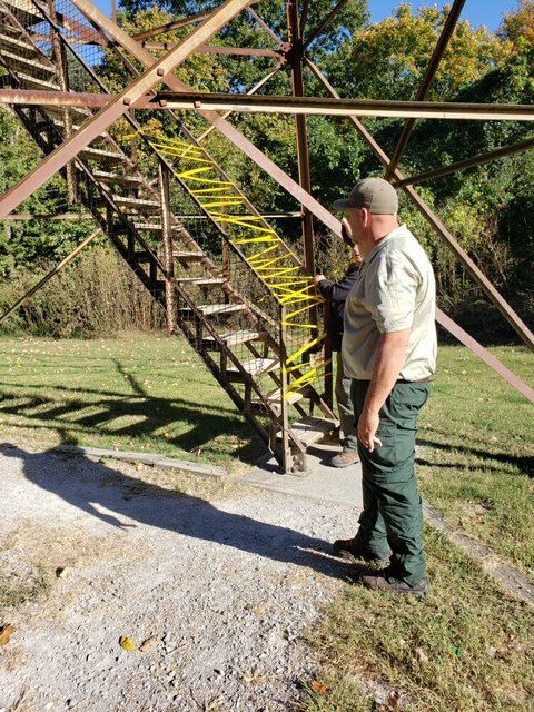 Trigg Lookout Tower