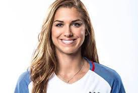 Alex Morgan head shot