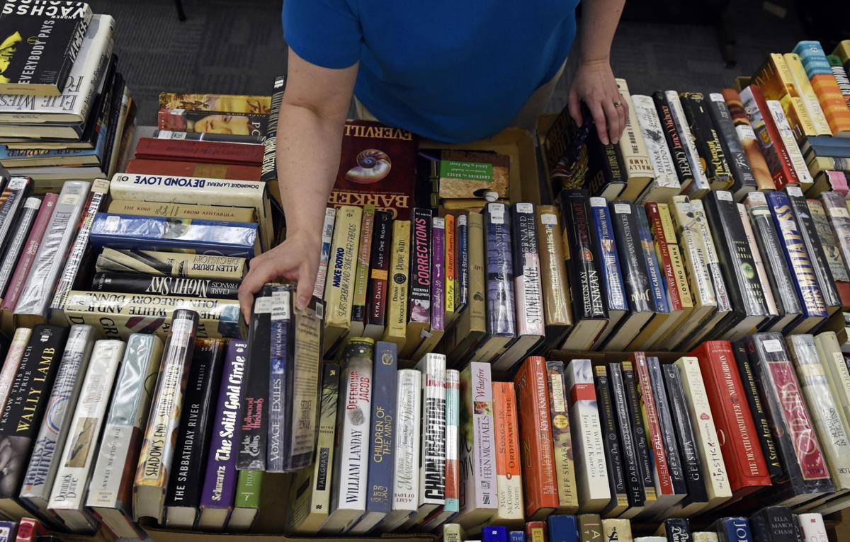 3R books-to-prisons book giveaway in Murphysboro
