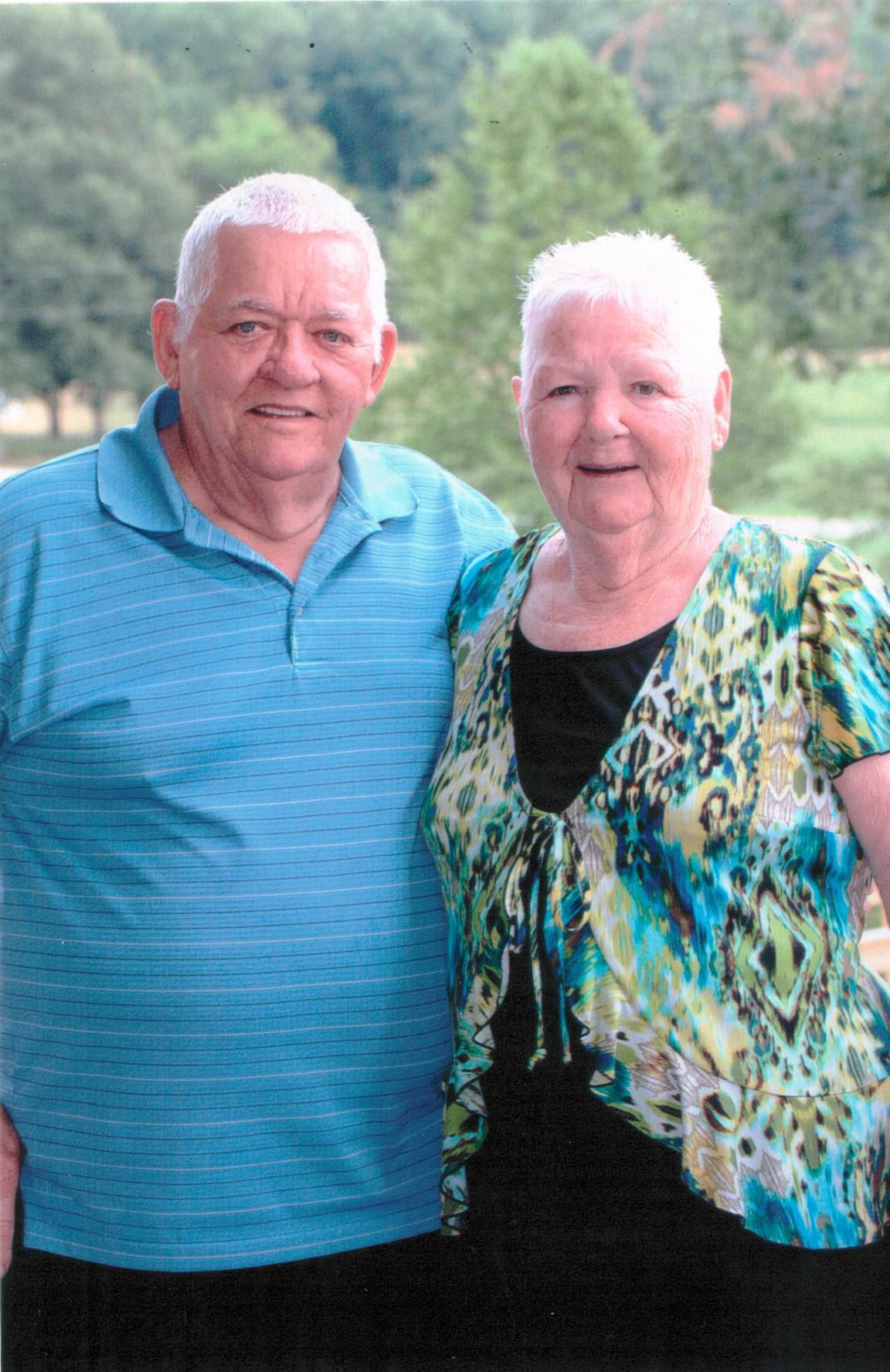 Gene and Linda Hankins