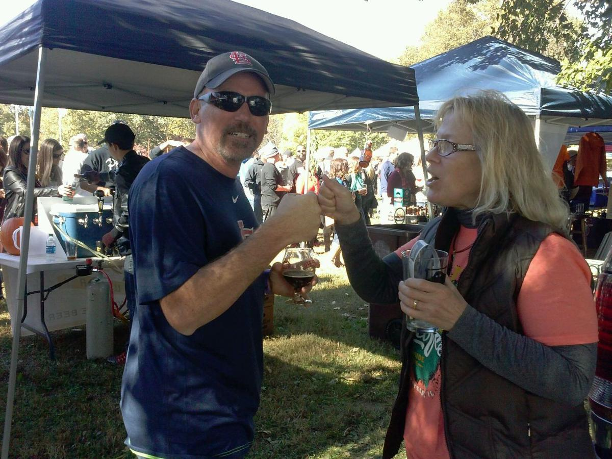 Big Muddy Monster Brewfest attracts 2,500 visitors