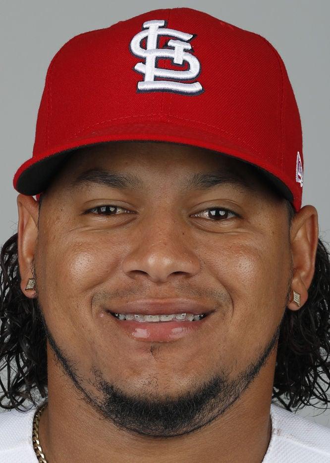 Carlos Martinez, Cardinals, 2018 hedshot
