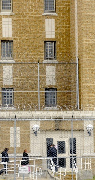 PRISON SHAKEDOWNS