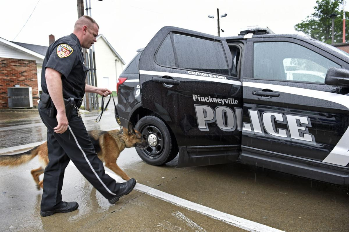 Money well spent: Local police departments use drug monies