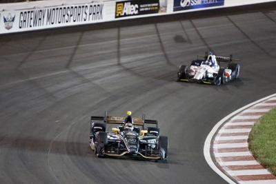 Gateway Naming Deal Auto Racing