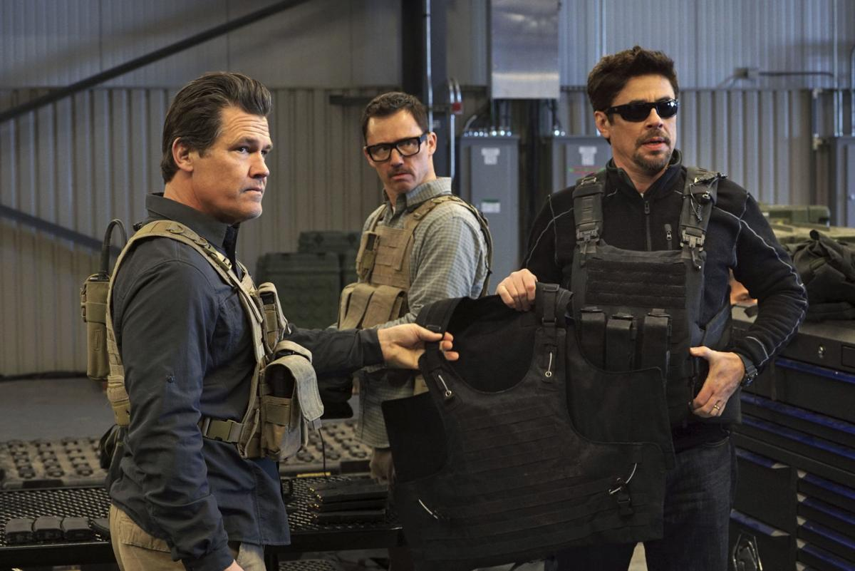 Film Review Sicario: Day of the Soldado