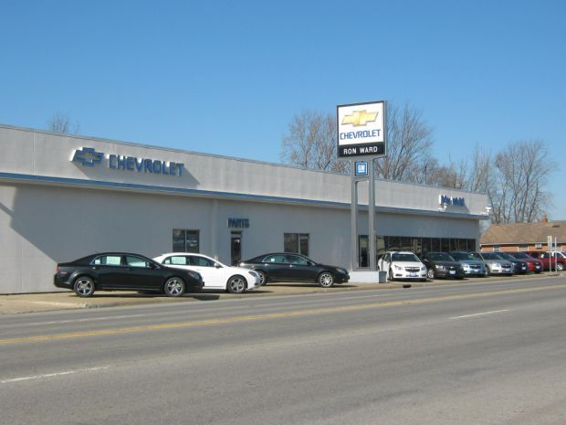 Ron Ward Chevrolet Dealership Thesouthern Com
