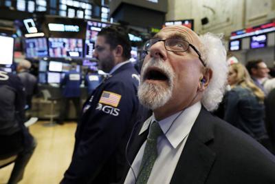 APTOPIX Financial Markets Wall Street