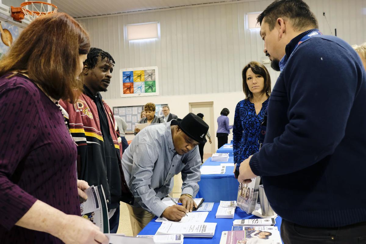 Alexander County Job Fair
