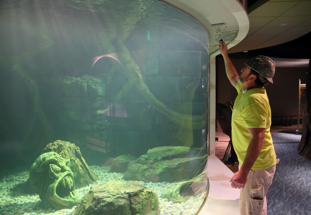 It's o-fish-al: St. Louis Aquarium will