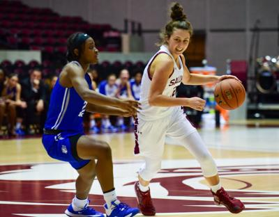 Saint Louis SIU Women's Basketball