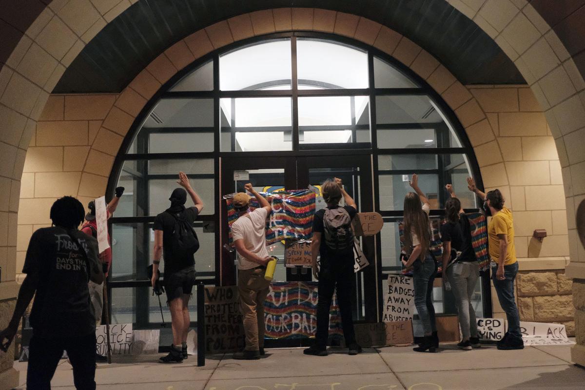 Carbondale Protest June 29, 2020