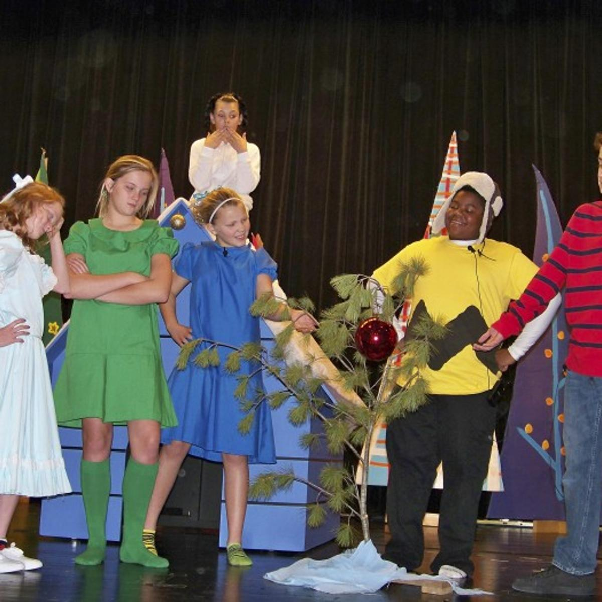 A Charlie Brown Christmas Play.Mms Students To Perform A Charlie Brown Christmas Plus