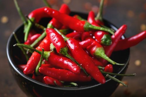 Want To Live Longer? Hot Peppers Could Be The Key