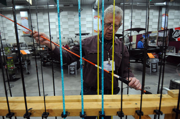 Boat and fishing show returns to marion this weekend for Chicago fishing show