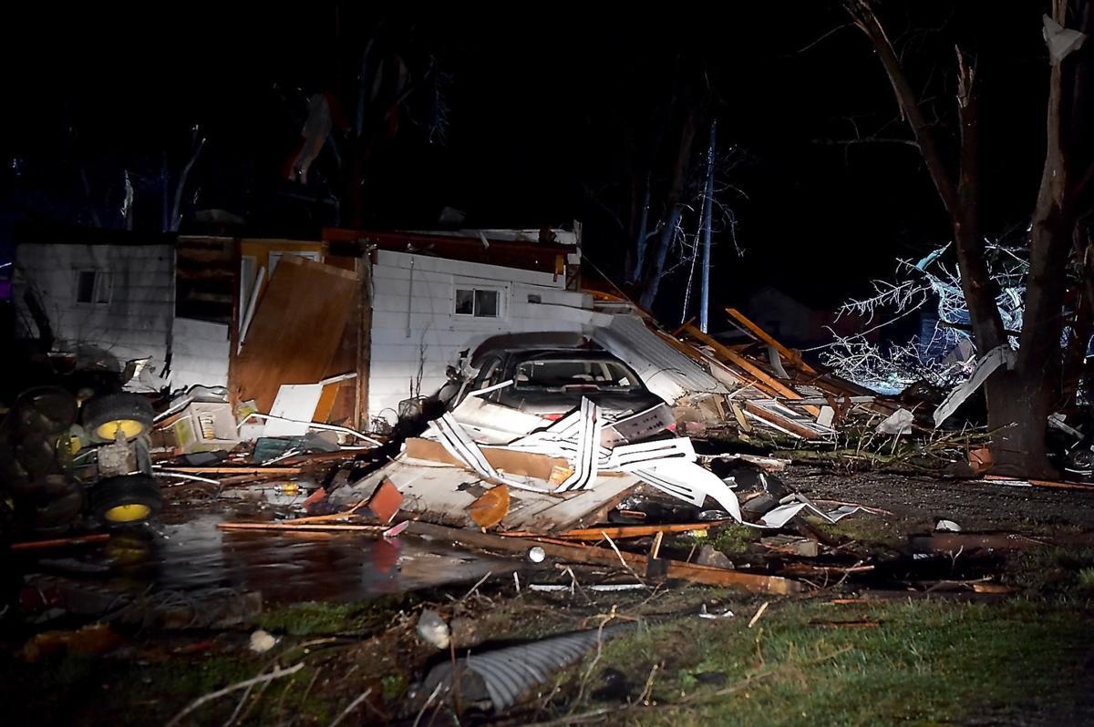 Elkville Tornado