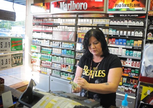 Ultra light cigarettes Marlboro brands Pennsylvania