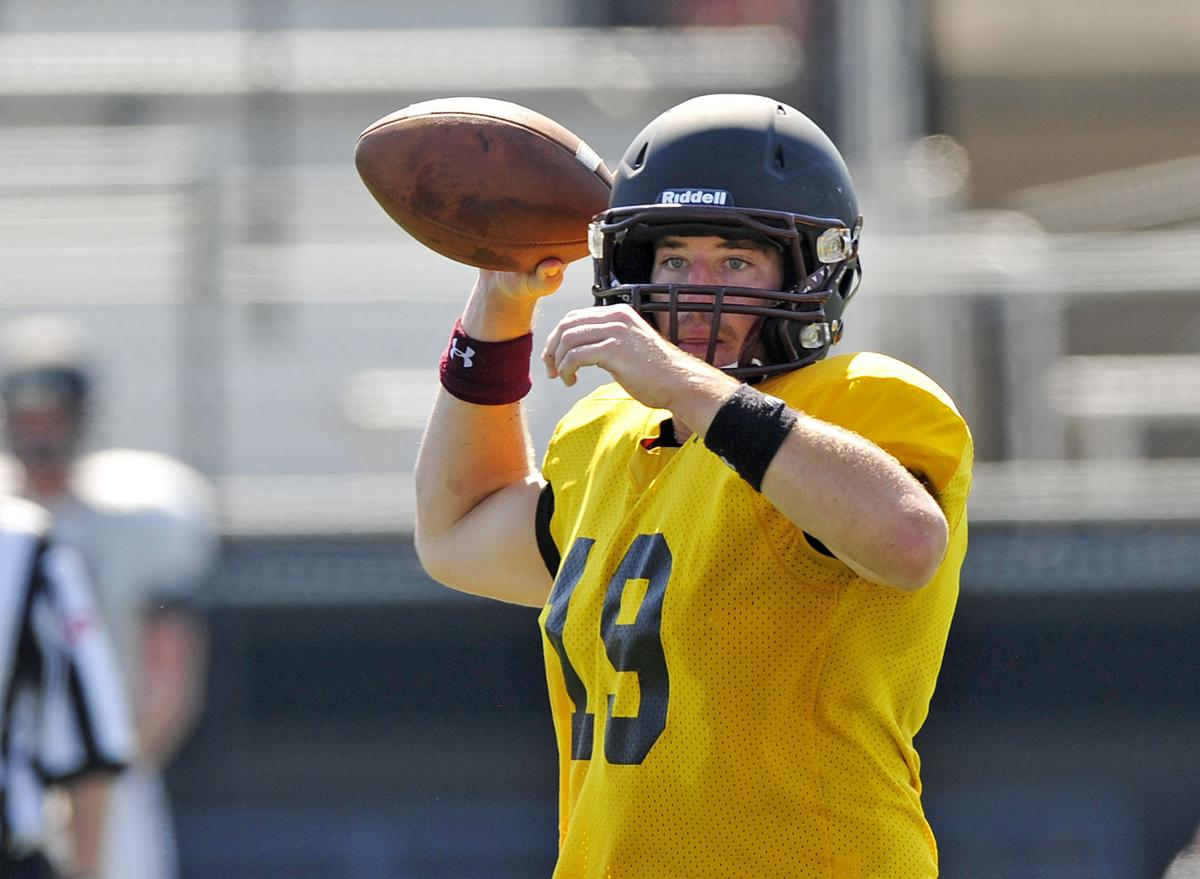 Iannotti solidifies starting quarterback spot at first