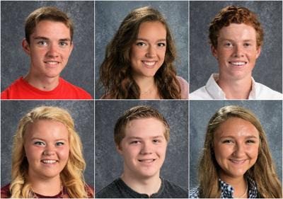 2016 Honors: Marion High School