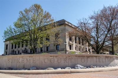 Illinois Supreme Court building