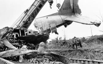 40 years ago today, a plane crash killed '77 University of