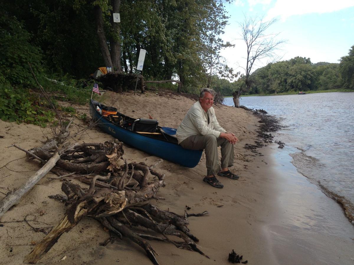 Canoe trek