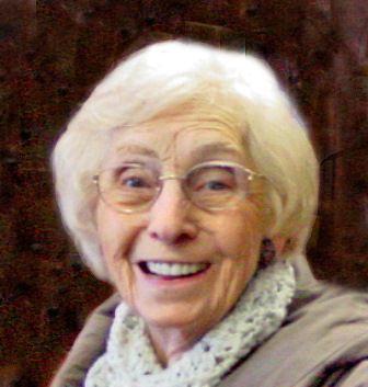 Josephine Elizabeth 'Betty' Renzaglia