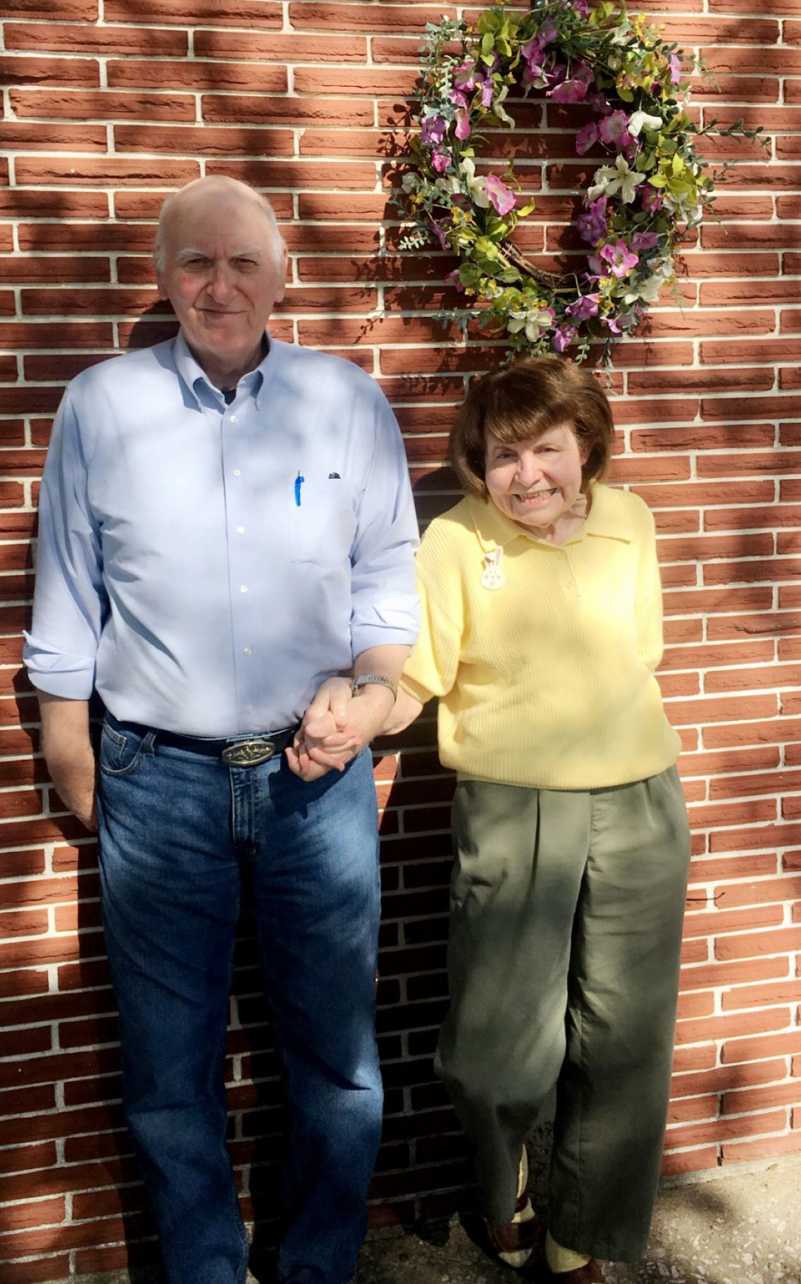 Larry and Patricia Yewell