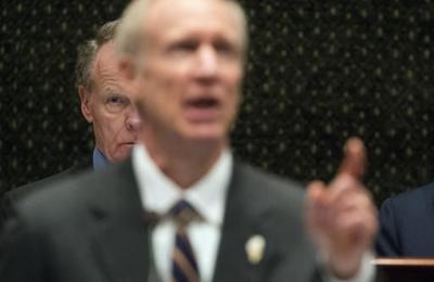 Illinois Senate skips planned budget vote, returns Thursday
