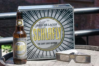 Schlafly Beer eclipse pack
