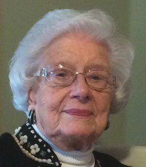Betty Fredell Crawshaw