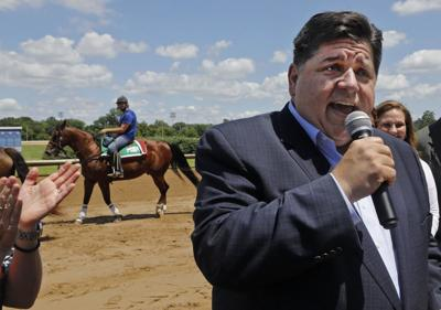 Pritzker at Fairmount Park