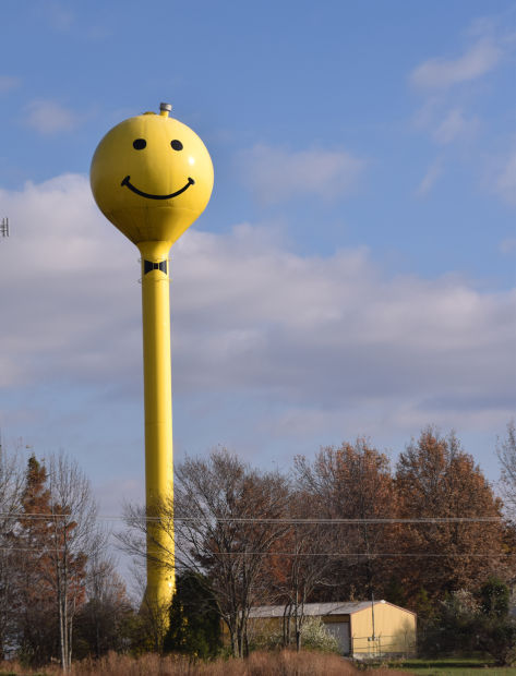 Smiley Face Water Tower A Meaningful Legacy Local News