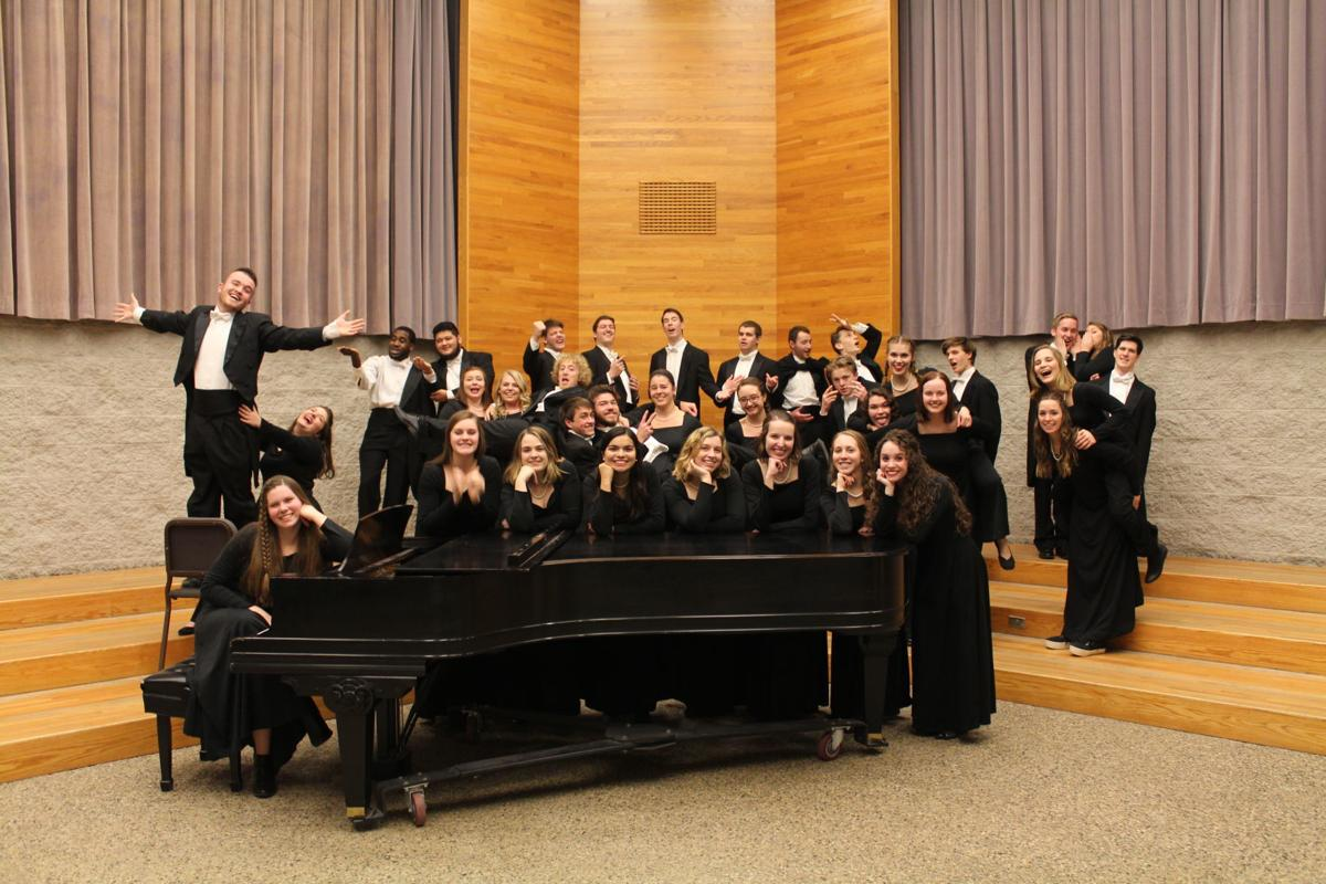 Chamber Choir of St. John's University and the College of St. Benedict