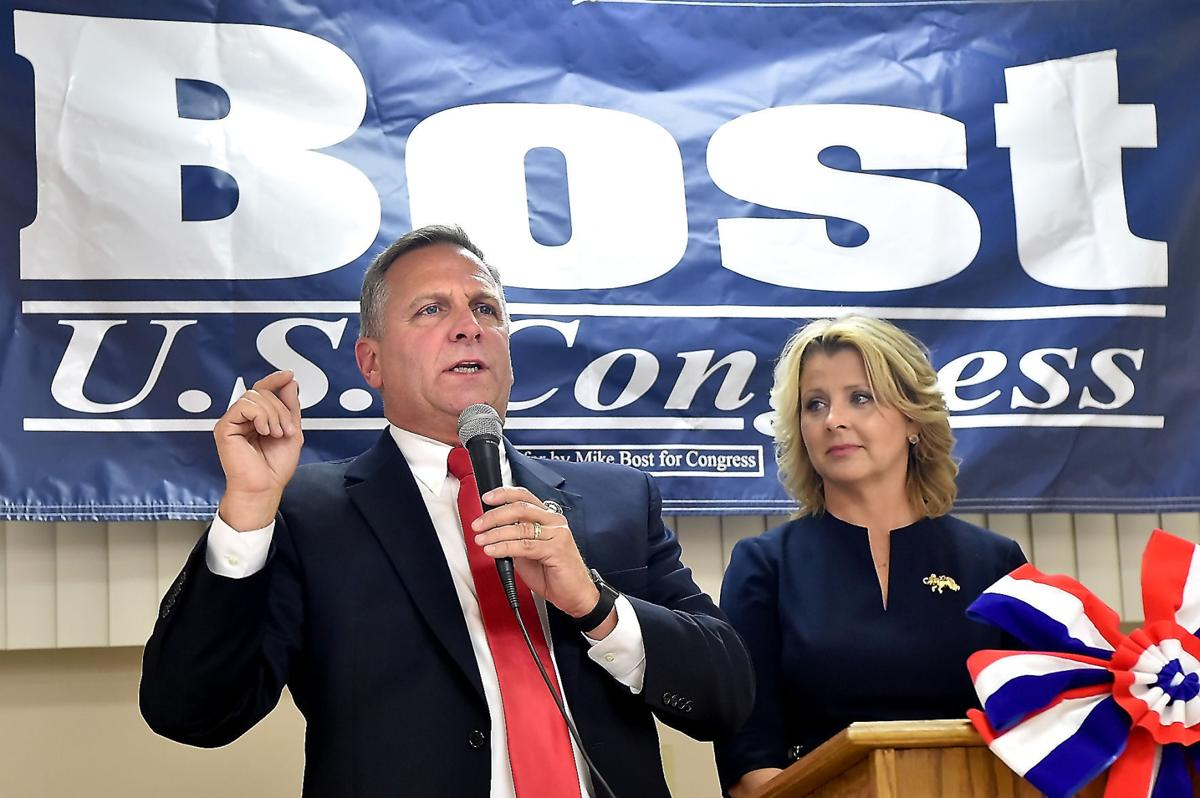 U.S. Representative Bost