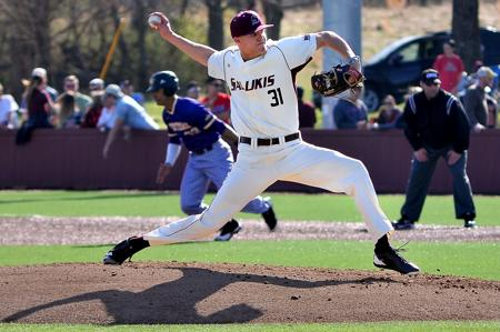 Saluki baseball tries to bounce back against 24th-ranked Illinois - Please turn images on