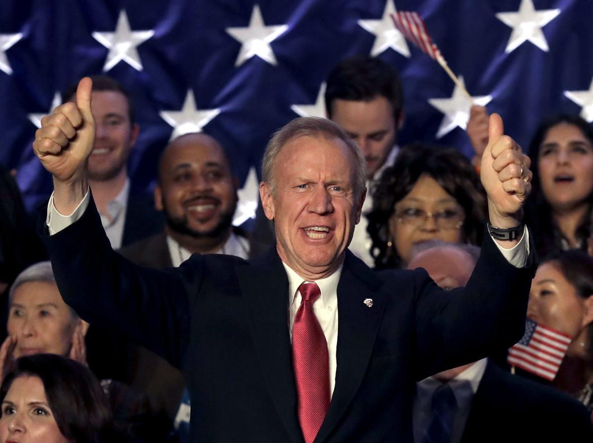 Illinois Governor 2018 Rauner