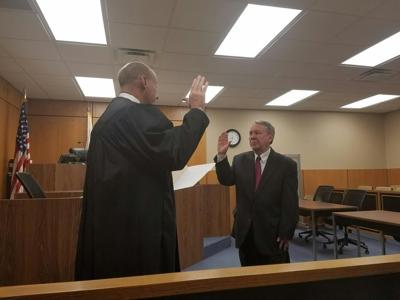 Kirkpatrick assumes 117th District seat
